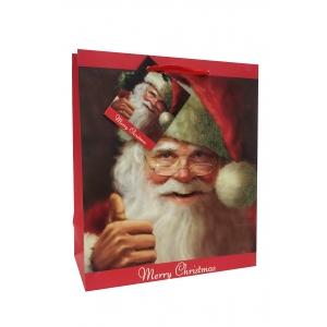 M kinkekott  Thumbs Up Santa 6/72