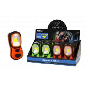 LED taskulamp/töölamp+patareid 3XAAA, 130lm