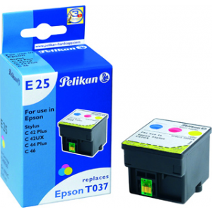 Pelikan Epson St. C42UX Värv. (T037040) EOL