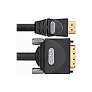 Profigold PGV1120 HDMI otsik-DVI otsik, 20m EOL