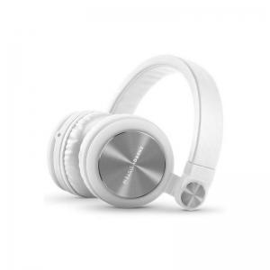 Kõrvaklapid kokkupandav DJ2, valge