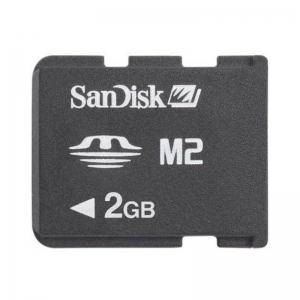 SanDisk MS Micro 2 GB EOL