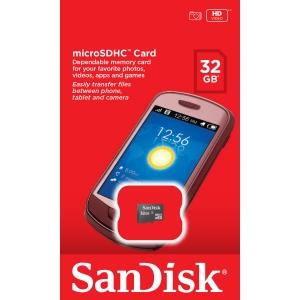 SanDisk SD Micro HC 32 GB