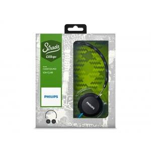 Philips SHL5100 kõrvaklapid must TELL