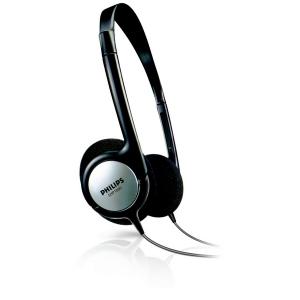 Philips SHP1800 kerged kõrvaklapid, mustad, 6m kaabel, pult EOL