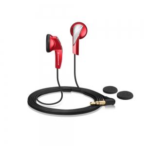 Sennheiser MX365 nööpkõrvaklapid, punased