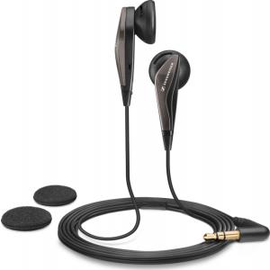 Sennheiser MX375 nööpkõrvaklapid, mustad