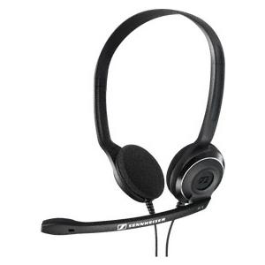 Sennheiser PC8 kõrvaklapid mikrofoniga, USB