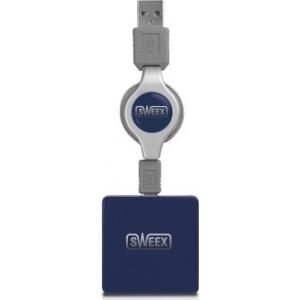 Sweex USB 2.0 hub 4-le EOL
