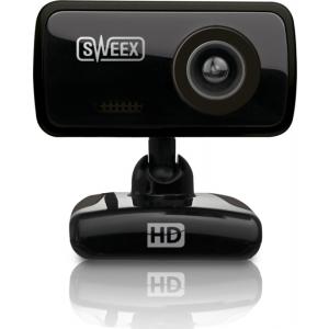 Sweex WC060 veebikaamera 2MP HD must EOL