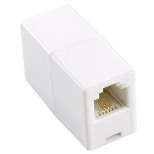 Bandridge TAP7000M Telefoni liinijätk RJ11 pesa - RJ11 pesa, valge EOL