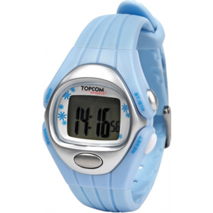 Topcom pulsikell sensoriga naistele sinine EOL