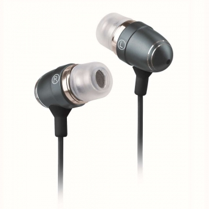 TDK MC300 kõrvasisesed membraaniga klapid, metallik EOL