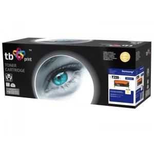 TB Print tooner Samsung CLP320 kollane (CLT-Y4072S)-1000lk EOL