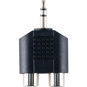 Valueline VAP432 3,5mm otsik- 2xRCA pesa TELL