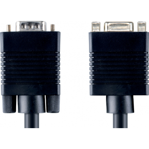 Valueline VCL1102 VGA pikenduskaabel, 15p otsik-pesa 2m