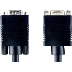 Valueline VCL1105 VGA pikenduskaabel, 15p otsik-pesa 5m