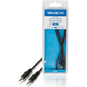 Valueline VLAB22000B10 3.5mm otsik- 3.5mm otsik 1,0m