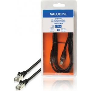 Valueline VLCB85110B20 FTP Cat5e RJ45-RJ45, must, 2m