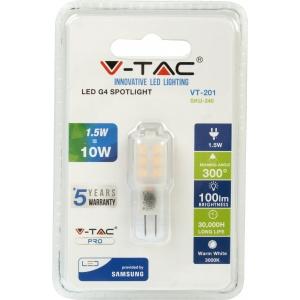 LED lamp G4/1,5W/100lm