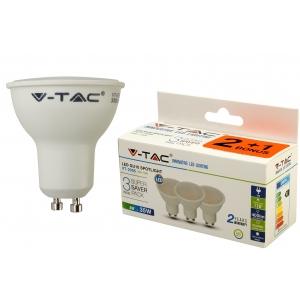 LED lamp 3-pakk GU10 /5W/400lm
