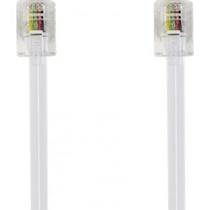 Valueline VTL1031 Telefoni seinakaabel must 3m
