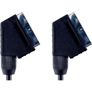 Valueline VVL7001 SCART otsik - SCART otsik (21pin) 1,0m