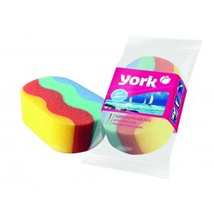 York pesukäsn WAVE värviline