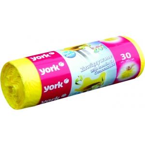York seotavad prügikotid 20L/30tk