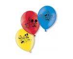 Õhupallid Mickey-Minnie 6tk/22,8 cm/9''