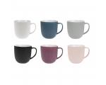 OLYMPIA mug 340ml Bone porcelain (different colors) / 36