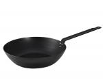 Opa Heavy Metal süsinikterasest wokpann 28cm