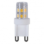LED Lamp G9,230V,Halo-LED, 3,5W=30W, 2700K, 230LM 10/100