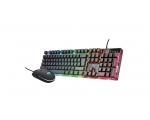 Mänguri klaviatuur+hiir Trust Azor, EST