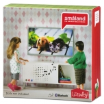 Lundby TV + Bluetooth