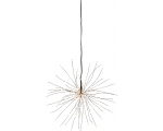 """Hanging decoration """"Fireworks"""", 120LED, 26cm"""
