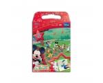 Mickey Mouse tegevusplokk,kleepsud 15x30,5cm