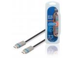 Bandridge BCL5201 USB 3.1 Type CM - Type CM 1m