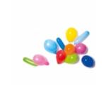 Õhupallid erivärvid, 100 tk / 10