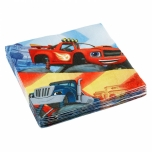 Blaze MonsterMachines Salvrätikud 33x33cm 20tk/pk