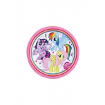 My Little Pony Rainbow Taldrikud 18cm 8tk/pk