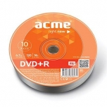 ACME DVD+R 4,7GB 16X 10-torn