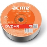 ACME DVD+R 4,7GB 16x 25-torn