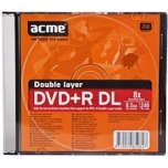 ACME DVD+R  8,5GB 8x slim Double Layer