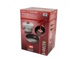 AM Asso di Fuochi 5ne set - (20cm and 26cm pan, 20cm lid, 20cm pot, 20cm steam glass) EOL