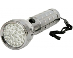 Arcas taskulamp, 28 LED-lampi, 3xAAA patareid, must EOL