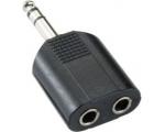 Bandridge AY626 6.3mm nozzle - 2x6.3mm socket EOL