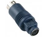 Bandridge CA56000X PS/2 adapter - 5P (DIN) otsik - 6P pesa EOL