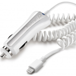 Cellular iPhone LIGHTNING autolaadija 12-24V