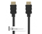 Cable nedis HDMI A connector - HDMI A connector, 4K @ 30Hz, 20m